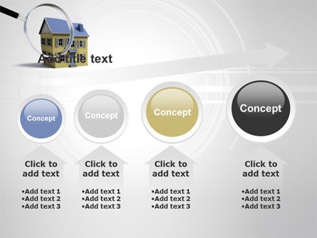 Property Search PowerPoint Template Slide 13