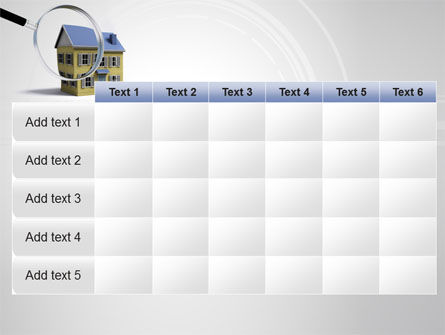 Property Search PowerPoint Template Slide 15