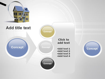 Property Search PowerPoint Template Slide 17