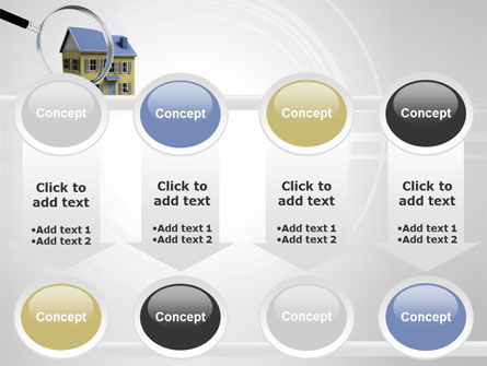 Property Search PowerPoint Template Slide 18
