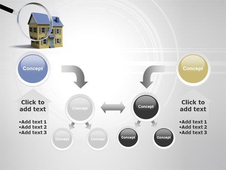 Property Search PowerPoint Template Slide 19