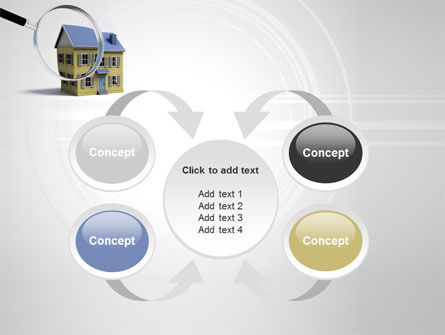 Property Search PowerPoint Template Slide 6