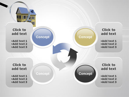 Property Search PowerPoint Template Slide 9