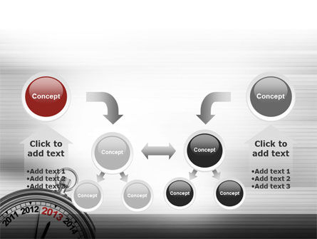 2013 Stopwatch PowerPoint Template Slide 19