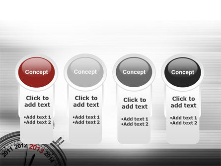 2013 Stopwatch PowerPoint Template Slide 5