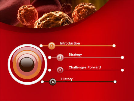 Inside the Circulatory System PowerPoint Template Slide 3