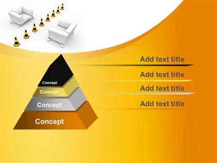 Barrier in Understanding PowerPoint Template Slide 12