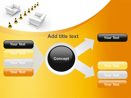 Barrier in Understanding PowerPoint Template Slide 14