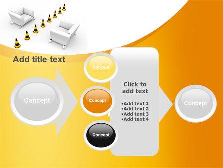 Barrier in Understanding PowerPoint Template Slide 17