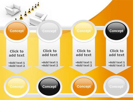 Barrier in Understanding PowerPoint Template Slide 18