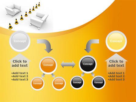 Barrier in Understanding PowerPoint Template Slide 19