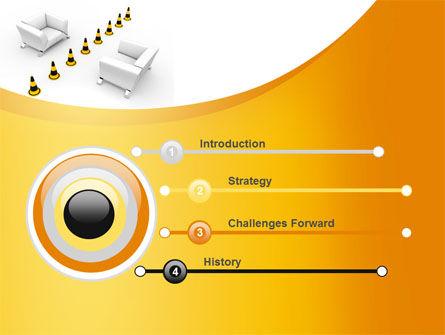 Barrier in Understanding PowerPoint Template Slide 3