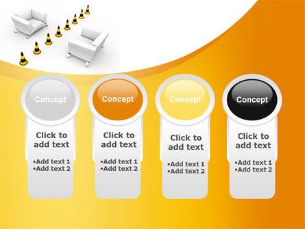 Barrier in Understanding PowerPoint Template Slide 5