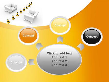 Barrier in Understanding PowerPoint Template Slide 7
