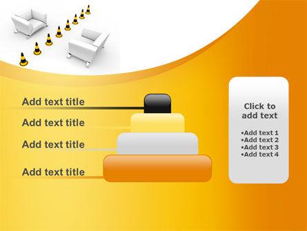 Barrier in Understanding PowerPoint Template Slide 8