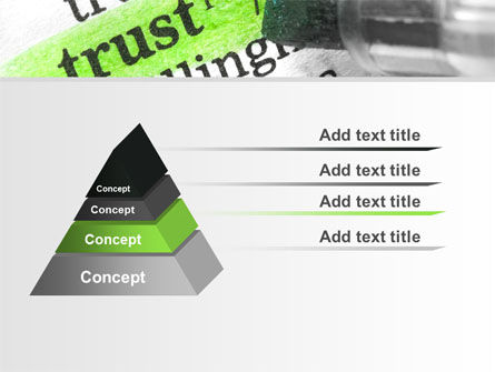 The Word Trust PowerPoint Template Slide 12