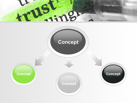 The Word Trust PowerPoint Template Slide 4
