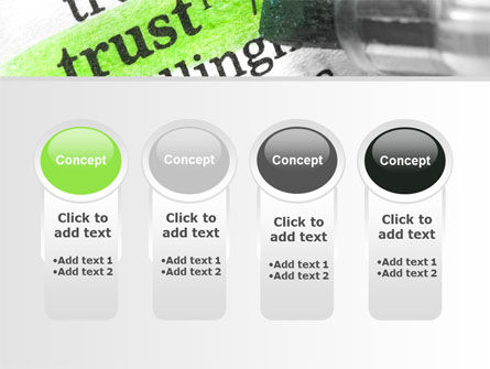 The Word Trust PowerPoint Template Slide 5