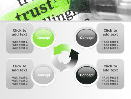 The Word Trust PowerPoint Template Slide 9