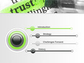 The Word Trust PowerPoint Template#3