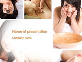 People: Self Grooming PowerPoint Template #10513