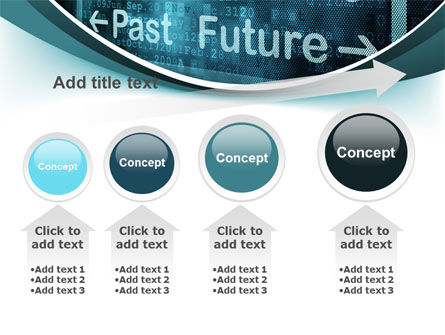 Focusing on Now PowerPoint Template Slide 13
