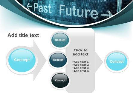 Focusing on Now PowerPoint Template Slide 17