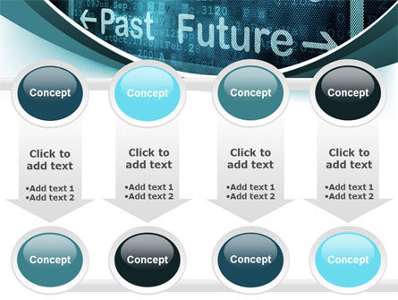 Focusing on Now PowerPoint Template Slide 18
