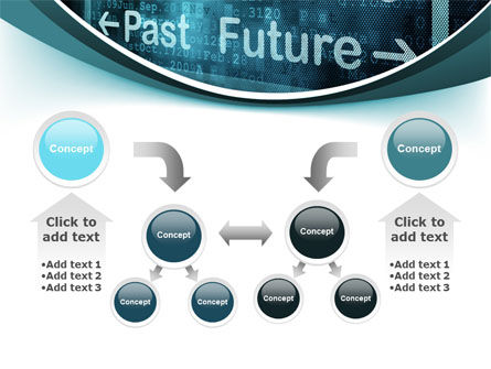Focusing on Now PowerPoint Template Slide 19