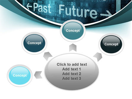 Focusing on Now PowerPoint Template Slide 7