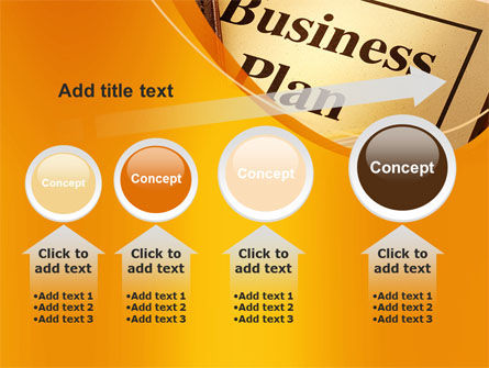 Business Plan Flowchart PowerPoint Template Slide 13