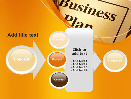 Business Plan Flowchart PowerPoint Template Slide 17