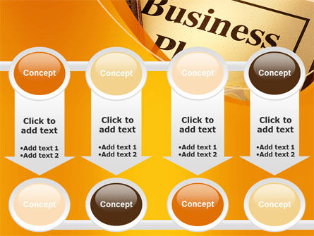 Business Plan Flowchart PowerPoint Template Slide 18