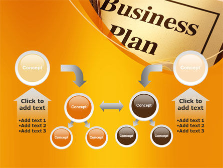 Business Plan Flowchart PowerPoint Template Slide 19