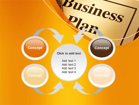 Business Plan Flowchart PowerPoint Template Slide 6