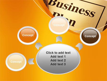 Business Plan Flowchart PowerPoint Template Slide 7