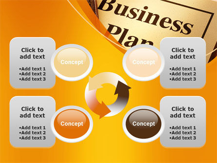 Business Plan Flowchart PowerPoint Template Slide 9