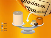 Business Plan Flowchart PowerPoint Template#10