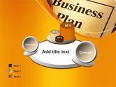 Business Plan Flowchart PowerPoint Template#16