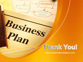 Business Plan Flowchart PowerPoint Template#20