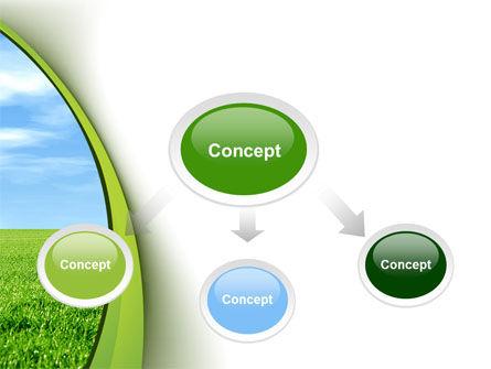 Horizon PowerPoint Template, Slide 4, 10523, Nature & Environment — PoweredTemplate.com