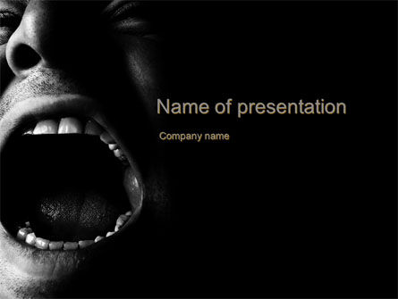 horror powerpoint templates and backgrounds for your presentations, Modern powerpoint