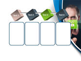 Touch to Unlock PowerPoint Template#18