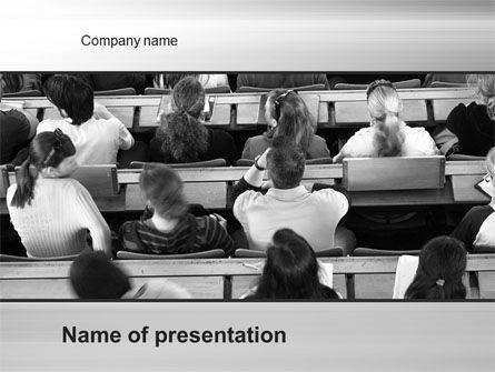 Lecture PowerPoint Template