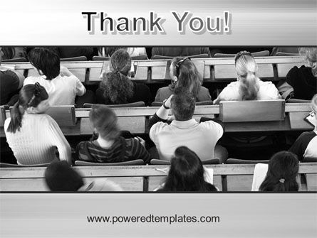 Lecture PowerPoint Template Slide 20