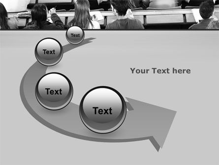 Lecture PowerPoint Template Slide 6