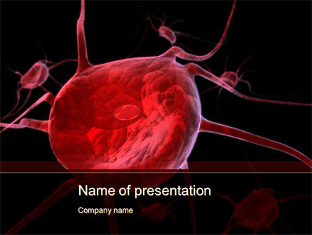 Platelet PowerPoint Template