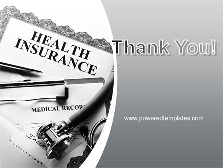Health Care Insurance PowerPoint Template Slide 20