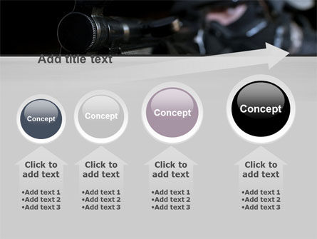 Commando PowerPoint Template Slide 13