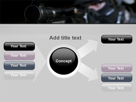 Commando PowerPoint Template Slide 14